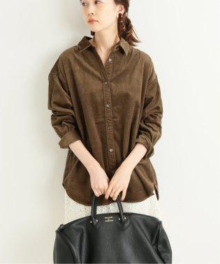 ライトコールオーバーシャツ◆