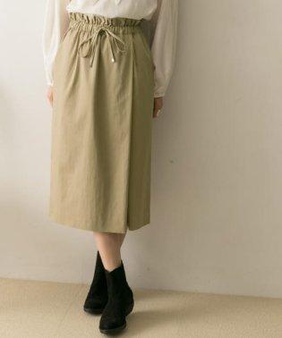 ドロストイージーツイルスカート