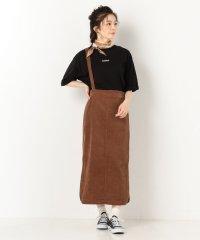 A-アシメサス付きタイトスカート