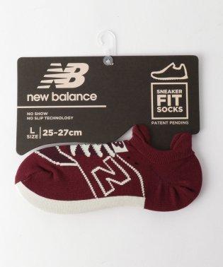 [ニューバランス]SC New Balance SOCKS スニーカーインソックス