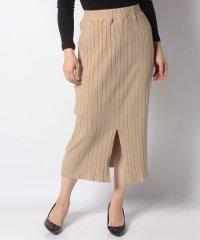 【SENSEOFPLACE】カットナロースカート