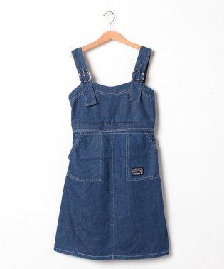 セパレートデザインジャンパースカート