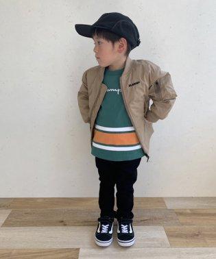 【Championコラボ】 切替Tシャツ