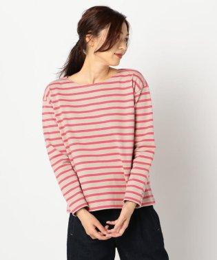 OEボーダーバスクシャツ