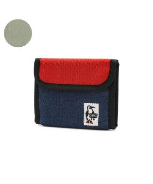 【日本正規品】 CHUMS 財布 チャムス Trifold Wallet Sweat Nylon トリフォルドウォレットスウェットナイロン CH60-2688