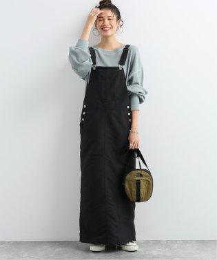 【NEU】タスランWツイルフレアジャンパースカート
