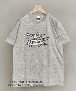 【別注】 <KEITH HARING> mirror SK8 TEE/Tシャツ