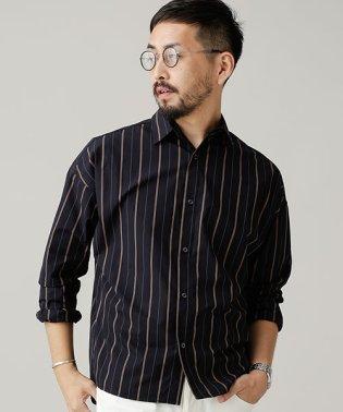 大人のワイドシャツ レギュラーカラー