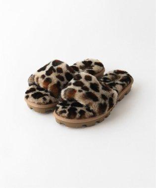 【UGG/アグ】Cozette leopard:シューズ