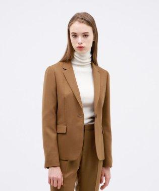 ◆◆ブラウン シングル ジャケット