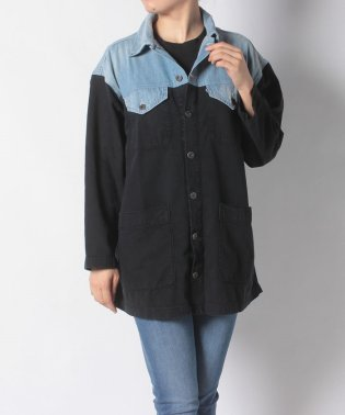 LMC TRUCKER CHORE COAT LMC COWGIRL MIX