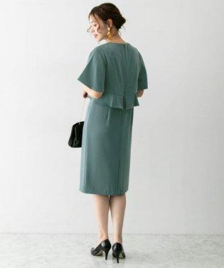 セットアップ風ドレス