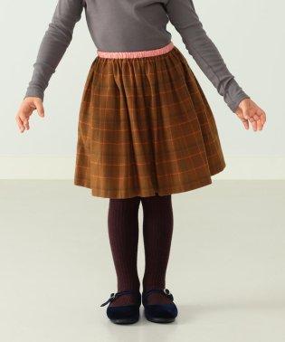 こども ビームス / ウィンドペン スカート 19(92~130cm)