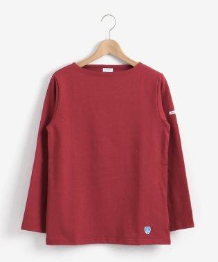 ORCIVALフレンチバスクシャツ
