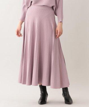 【La Maglia】モダンスリットスカート