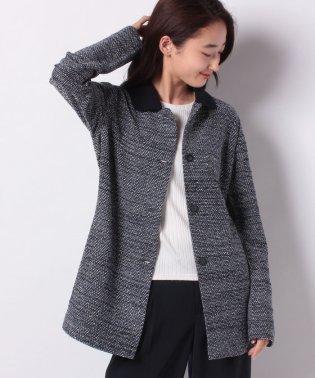 【AMINA】ロングジャケット