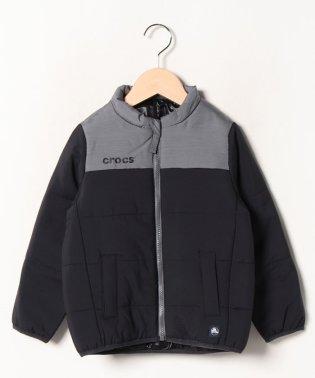 CROCS中綿ジャケット