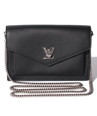 【LOUIS VUITTON】POCHETTE  LOCKME CHAIN