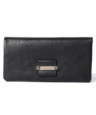 ダージリン フラップ長財布