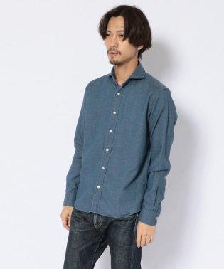 SCROLL(スクロール)オックスフォードツイルシャツ