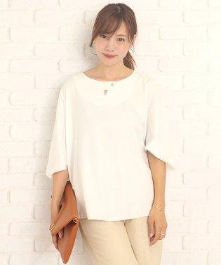 ふんわりフレアシャツ韓国ファッションレディースゆったりカワイイフェミニン動きやすい【vl-5221】【S/S】