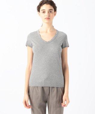リュクスジャージー スクープネックTシャツ WELJ3331