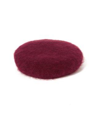 Ray BEAMS / アンゴラ ベレー帽