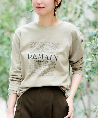 DEMAIN Tシャツ