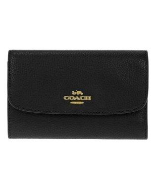 COACH 三つ折り財布(小銭入れ付) F30204