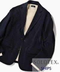 SC:【WEB限定】SOLOTEX(R) ハイブリッド ジャージー セットアップ ジャケット