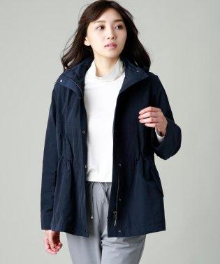 【ウォッシャブル】【はっ水性】メモリータフタジャケット