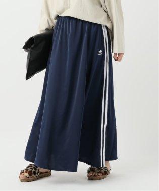 【ADIDAS/アディダス】ロングサテンスカート