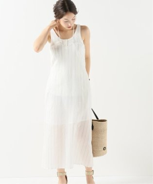 【MARYAM NASSIR ZADEH/マリアム ナシール ザティー】  BRAZED DRESS:ワンピース