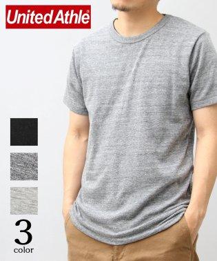 【UnitedAthle/ユナイテッドアスレ】4.4オンストライブレンドヴィンテージTシャツ