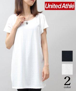 【UnitedAthle/ユナイテッドアスレ】rucca/4.1オンスTシャツワンピース