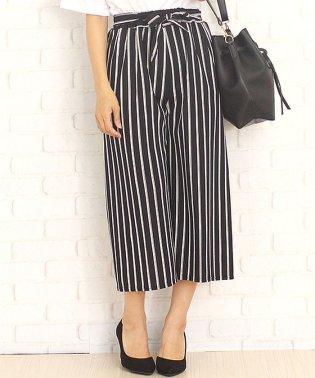 エレガントガウチョパンツ韓国ファッションレディースポリエステルゆったり涼しい通気性【vl-5233】【S/S】