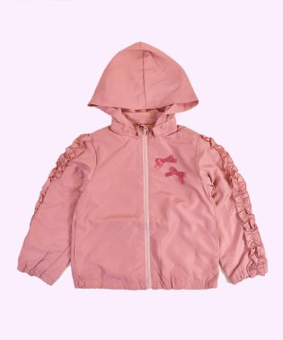 タフタリボン付きジャケット