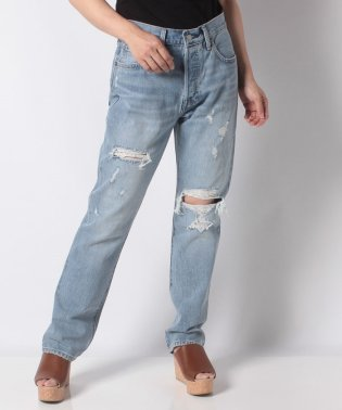 501(R) JEANS FOR WOMEN LOSE THE EDGE