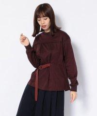 EZUMi(エズミ)別注ベルト付きロングTシャツ