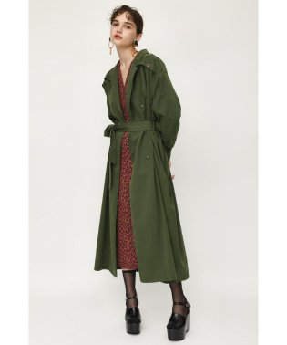 TRENCH GOWN