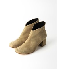【MOHI/モヒ】SUEDE SHORT BOOTS:ショートブーツ
