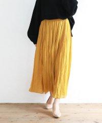 スラブギャザースカート