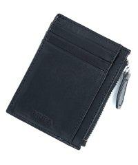 MURA 財布 メンズ 本革 フラグメントケース カードケース イタリアンレザー YKKファスナー