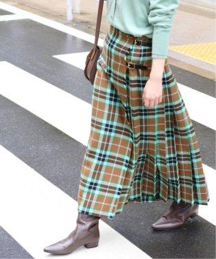 《予約》【TARA MILLS/タラ ミルズ】チェックキルトスカート◆