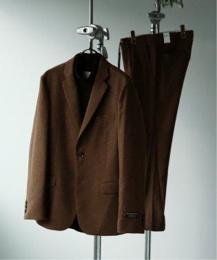 【TECH BLEND WOOL】尾州産 ホームスパン テーラードジャケット