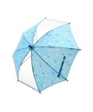 2柄窓付き傘