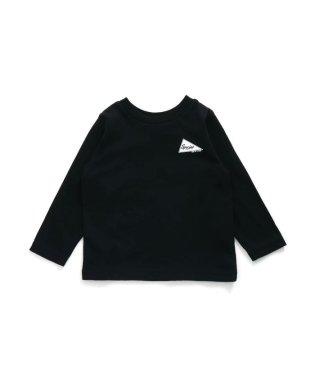 トライアングルロゴTシャツ