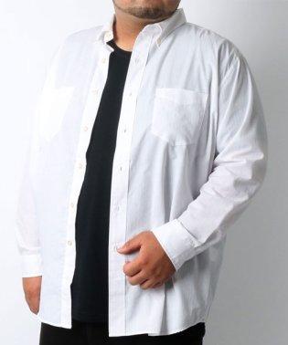 【LOUIS CHAVLON】ドビー無地シャツ 半袖Tシャツ付き