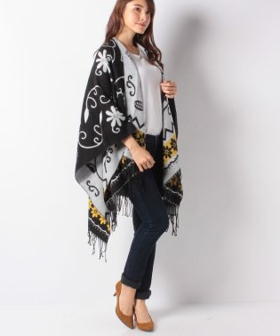 ACCESSORIES FABRIC PONCHOS