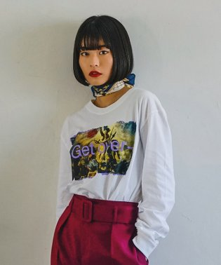 iCON GET OVER L/S TEE